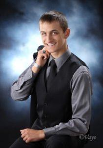 Mason Kuhr, 2016 Scholarship Recipient
