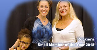 2018 Small Member of the Year