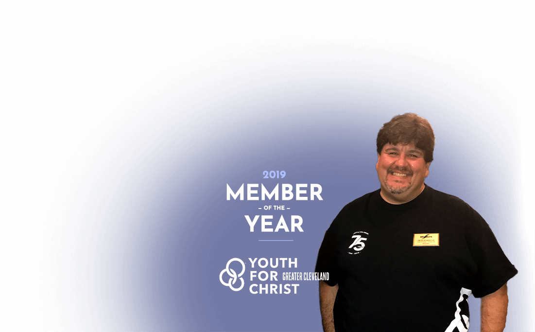 2019 Member of the Year - Youth For Christ