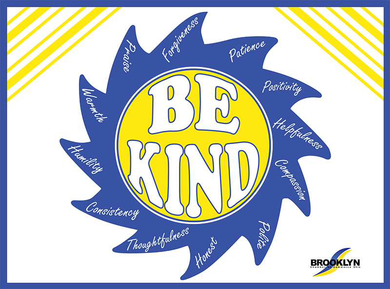 Be Kind Sign